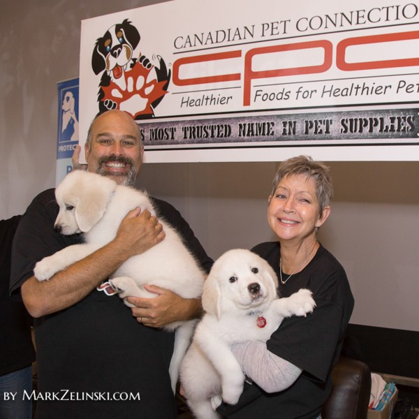 Sponsor Canadian Pet Connection showed their support.