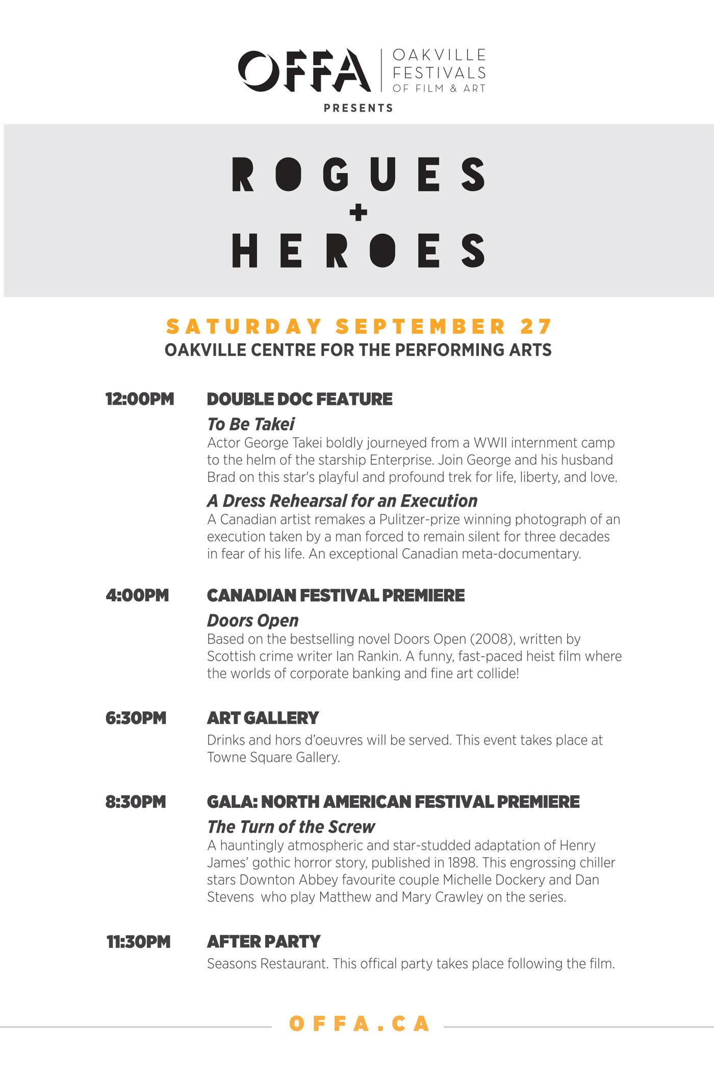 Festival 2014 Program