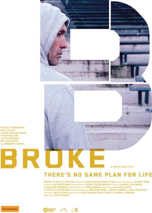 broke film