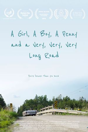 A Girl, A Boy, A Penny and a Very, Very, Very Long Road