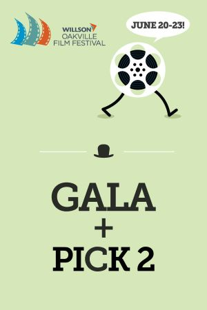BOOK NOW!Gala + Pick 2