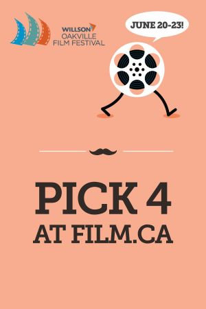 BOOK NOW!Pick 4 at Film.ca