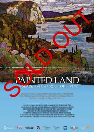 Painted Land Sold Out