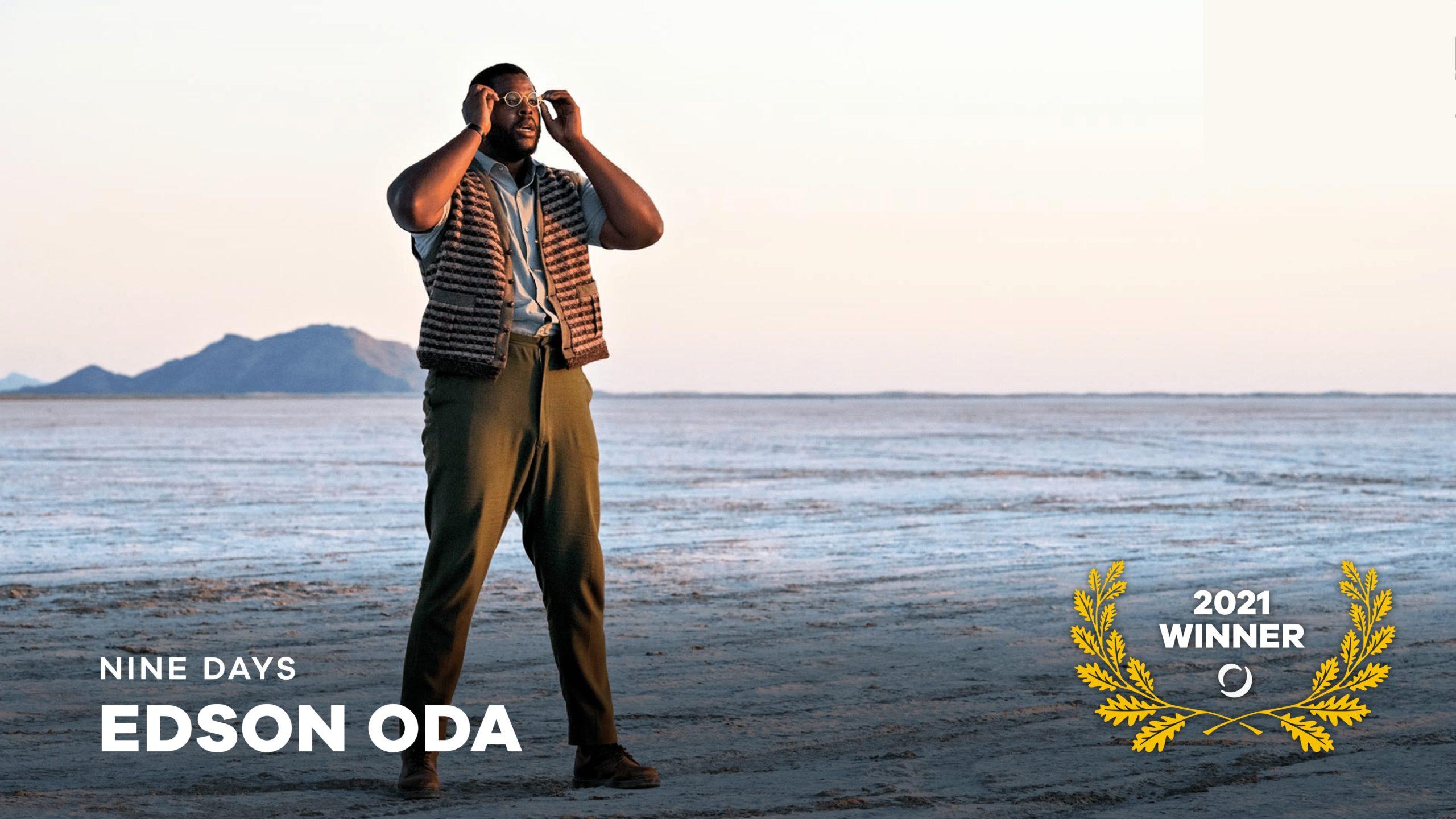 OFFA 2021 Best International Director Winner