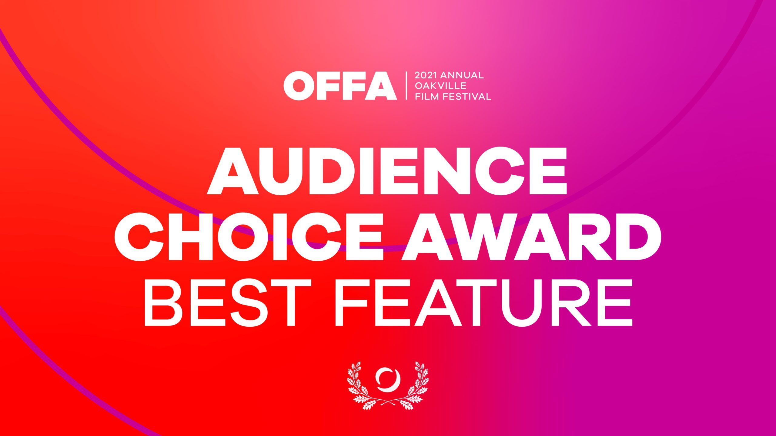 OFFA 2021 Audience Choice Award Best Feature