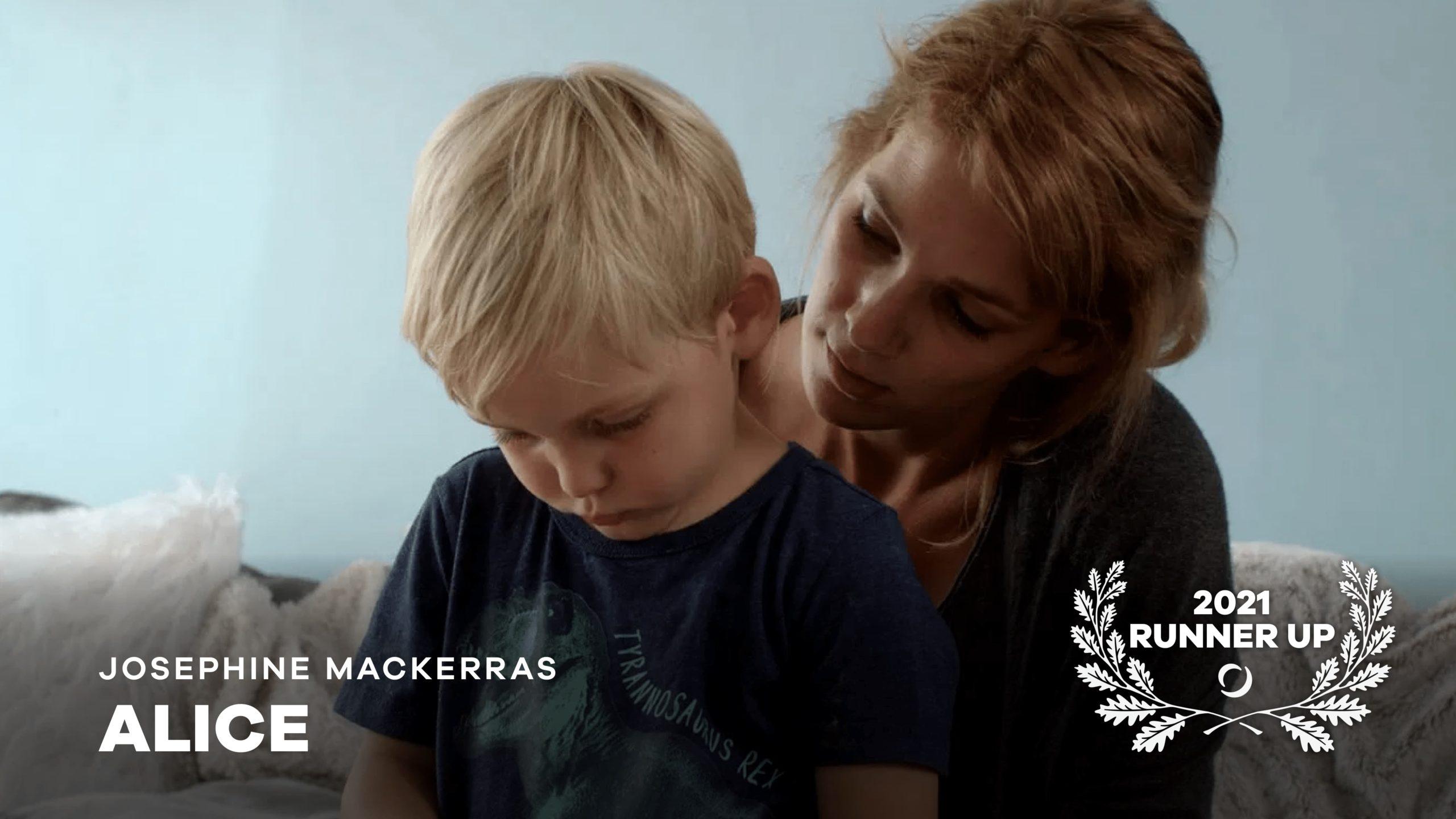 OFFA 2021 Best International Feature Film or Documentary Runner Up